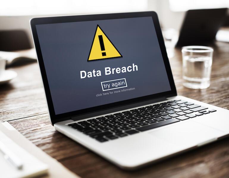 cyber attack, data breach